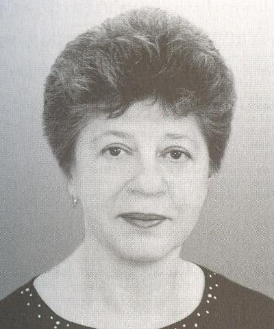 Людмила Ивановна Крикунова