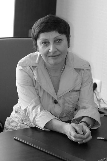 Людмила Михайловна Карнозова