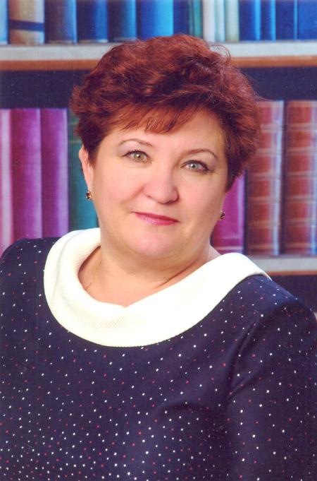 Людмила Михайловна Рулёва