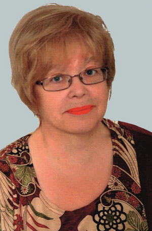 Людмила Николаевна Фролова