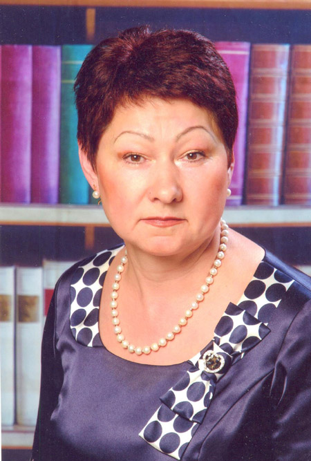 Людмила Владимировна Чебышева
