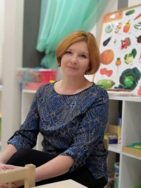 Людмила Владимировна Горбунова