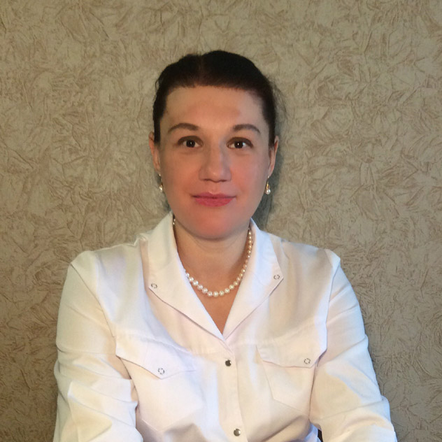 Людмила Юрьевна Черкасова