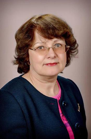 Людмила Юрьевна Козырева
