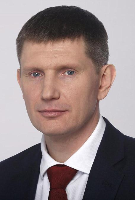 Максим Геннадьевич Решетников