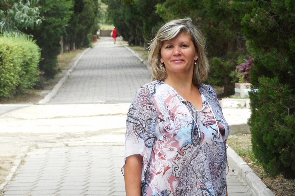 Марина Анатольевна Шамшурина