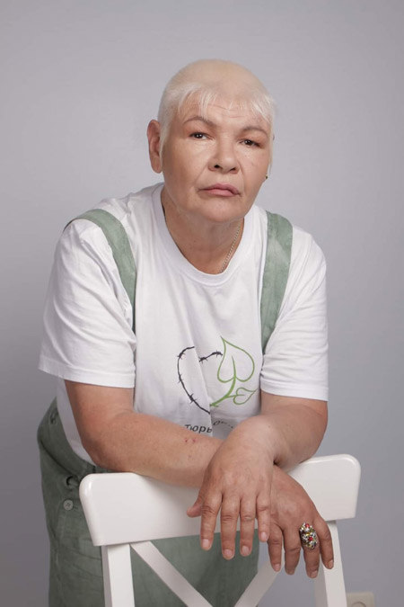 Марина Борисовна Клещёва