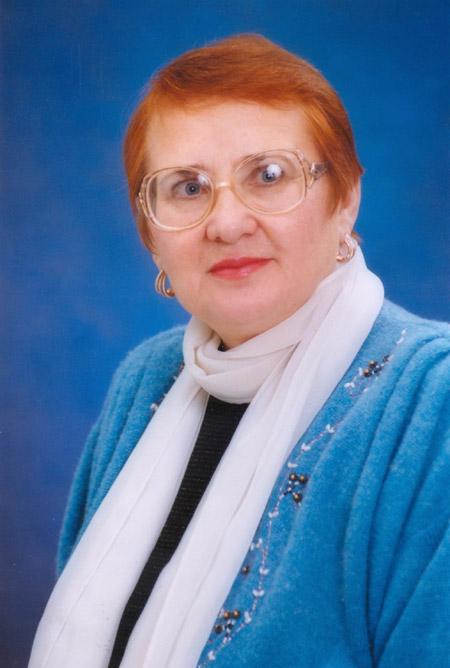 Марина Ивановна Малявкина