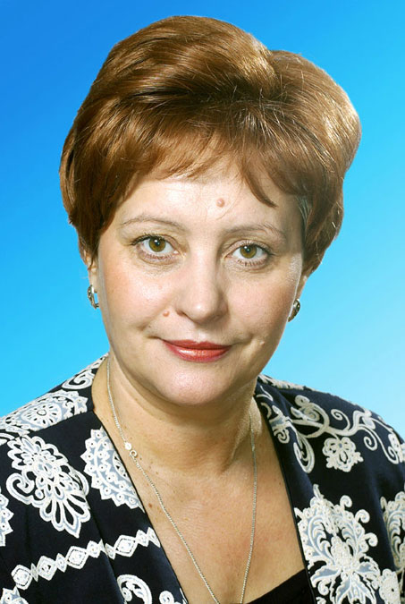 Марина Станиславовна Куренкова