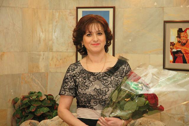 Марина Вартановна Оганесян