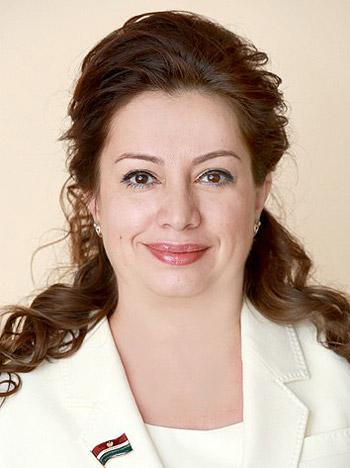 Марина Васильевна Костина