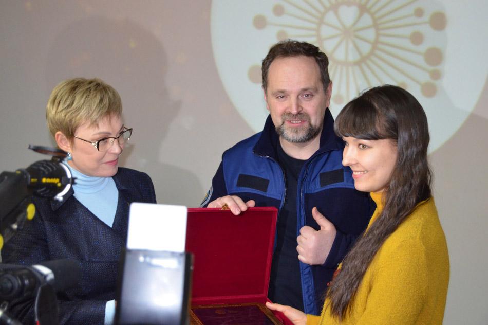 Марина Васильевна Ковтун, Сергей Ефимович Донской и Ольга Камильевна Нужнова