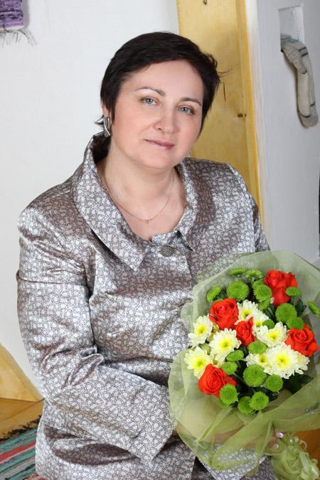 Марина Владимировна Захватова