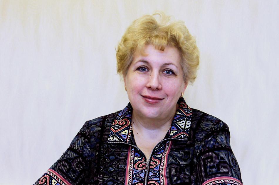 Марина Всеволодовна Волкова