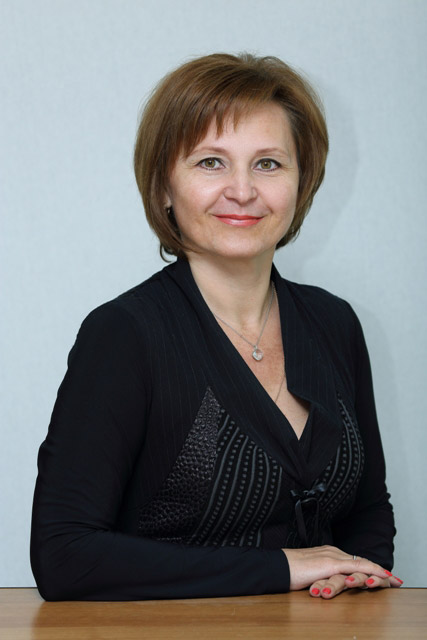 Марина Вячеславовна Бондаренко