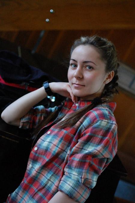 Мария Николаевна Корнейчук