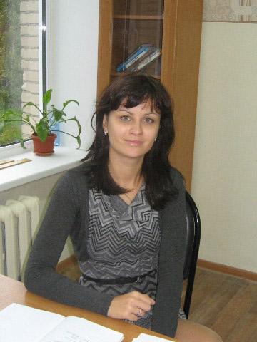 Мария Николаевна Жукова