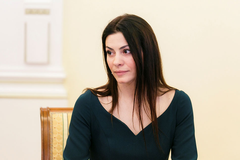 Мария Валерьевна Дерунова