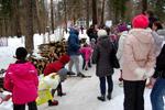 Праздник «Масленица» в 2013 году в городе Обнинске