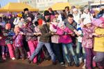 Праздник «Масленица» в 2015 году в городе Обнинске