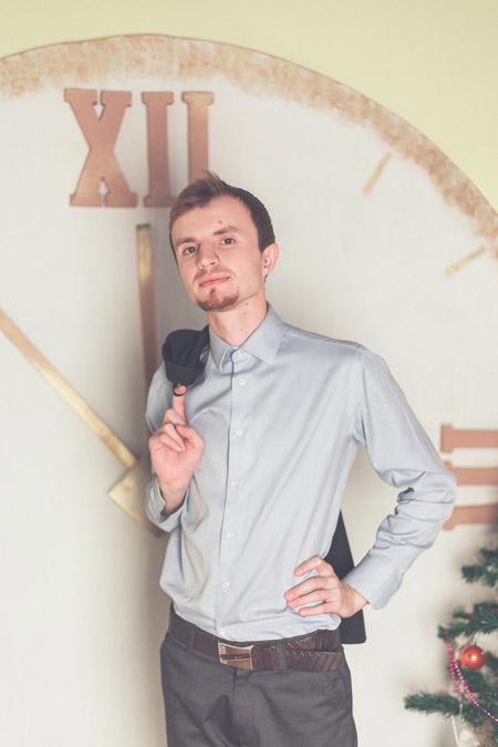 Максим Витальевич Михайлов