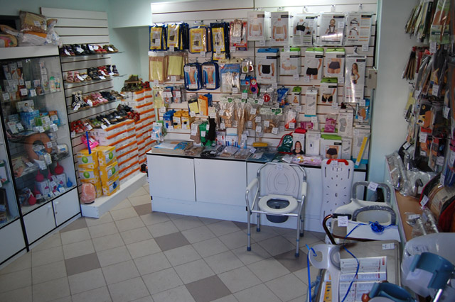 Магазин «Медтехника» в городе Обнинске ... 0974f668a9283
