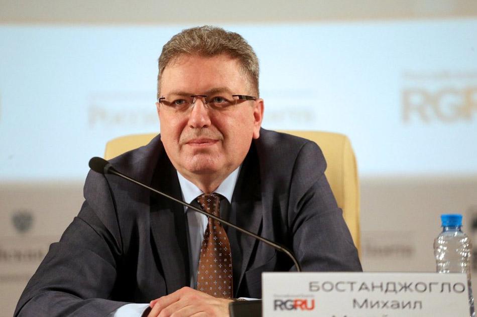 Михаил Михайлович Бостанджогло
