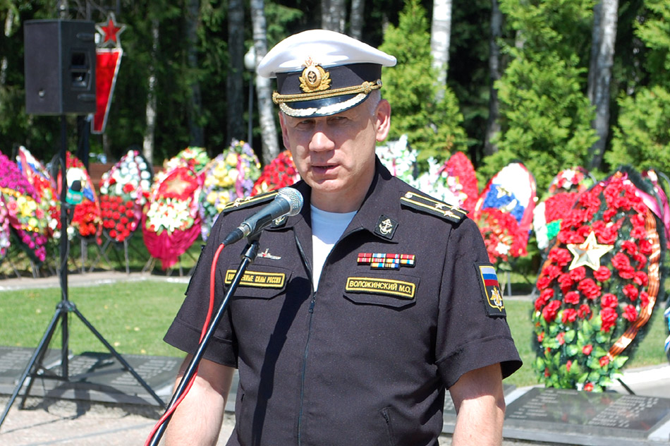 Михаил Ольгертович Воложинский