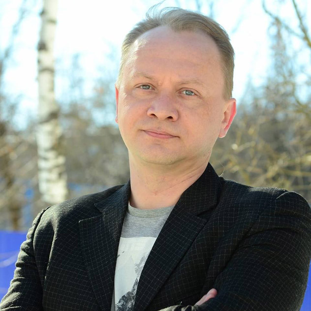 Михаил Юрьевич Тырин