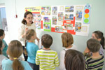 Дни безопасности детей в «Милосердии» в городе Обнинске