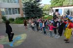Ежегодная благотворительная акция «Первоклассник» в центре социальной помощи семье и детям «Милосердие» в городе Обнинске (2016 год)