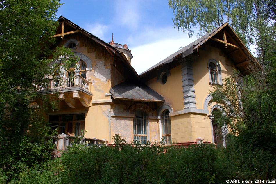 Морозовская дача в городе Обнинске