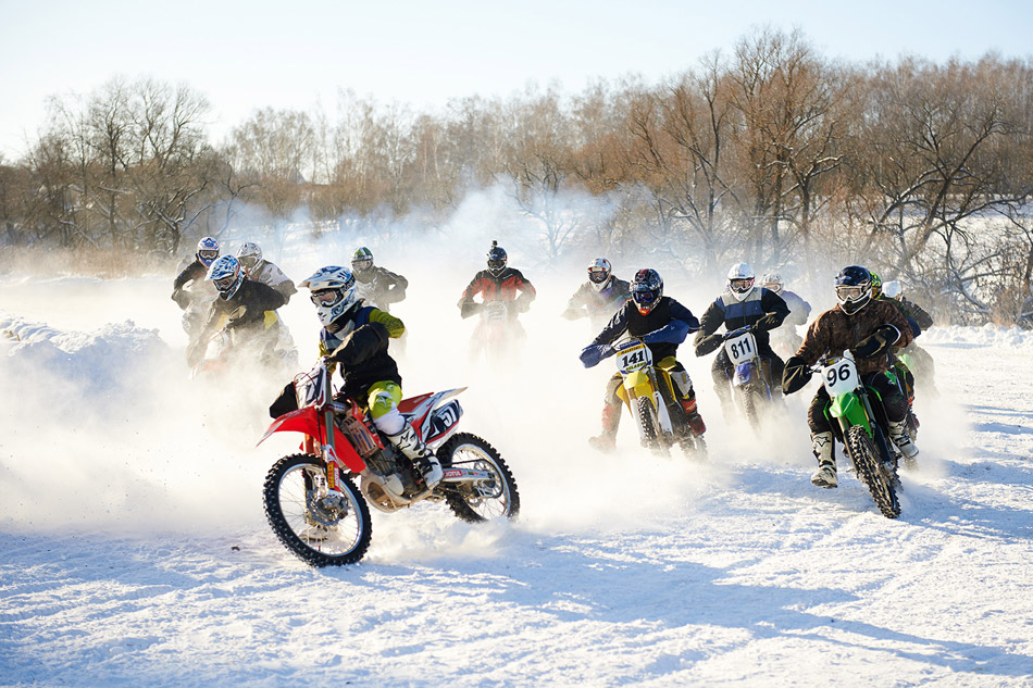 В Обнинске состоялся 17-й межрегиональный мотокросс на приз Первого наукограда России
