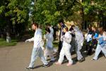 Экологическая акция «Мусора больше нет» в городе Обнинске