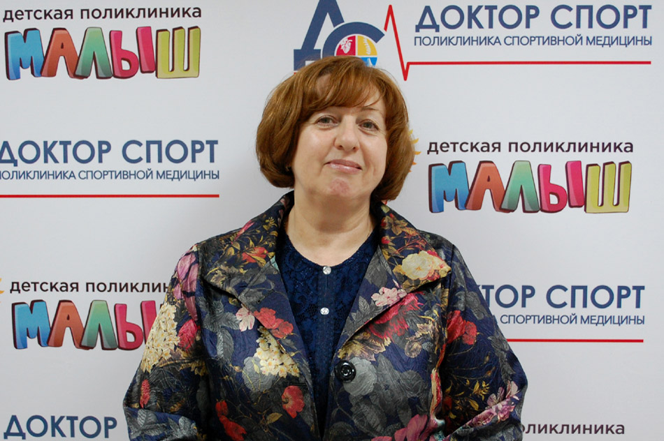 Надежда Георгиевна Рожкова