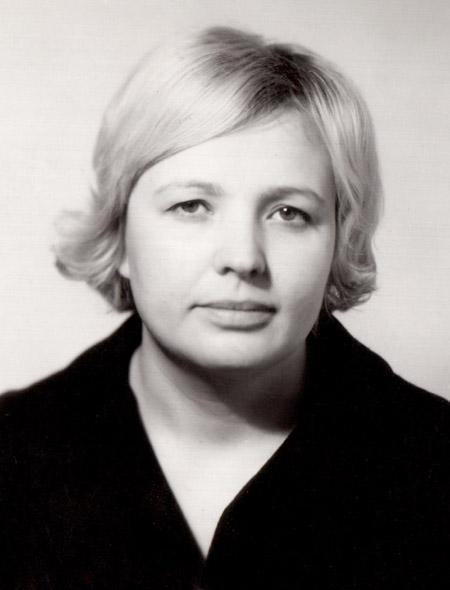 Надежда Михайловна Кушпита