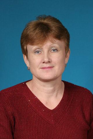 Надежда Николаевна Фомичева