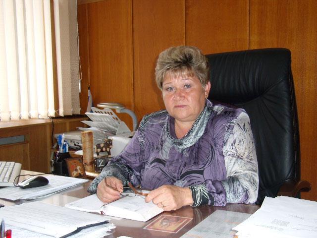Надежда Васильевна Бадеева