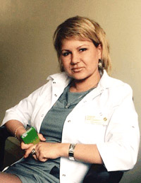 Наталья Александровна Решетник