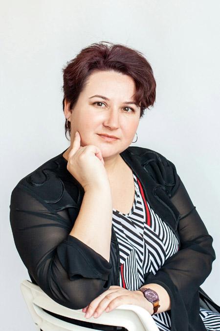 Наталья Геннадьевна Ушакова
