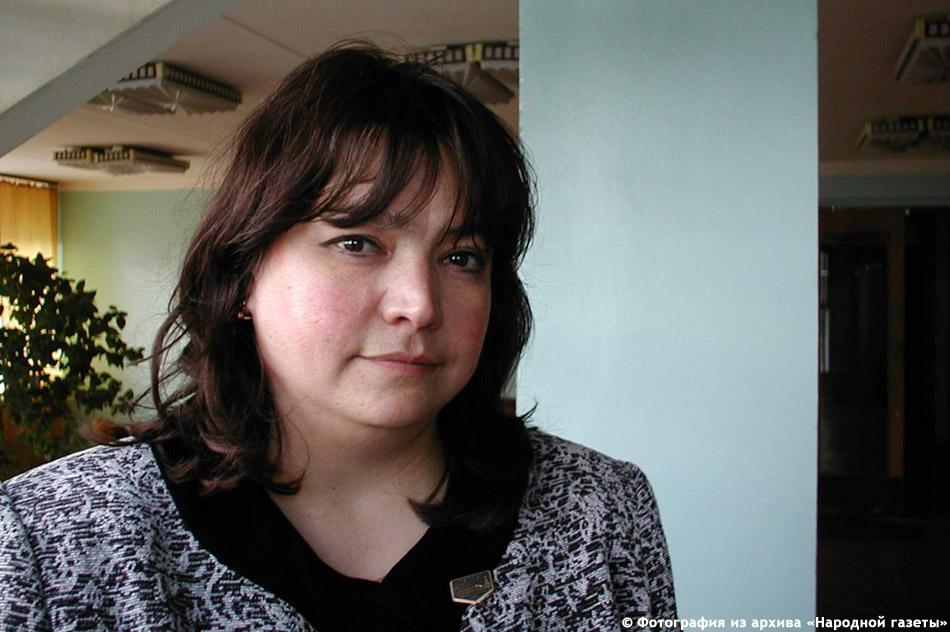 Наталья Германовна Айрапетова