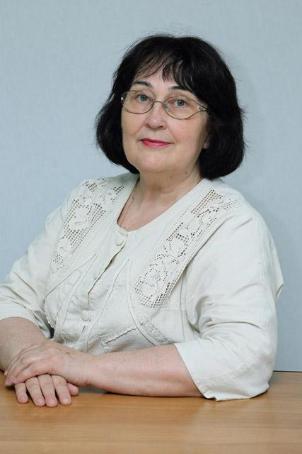 Наталья Ильинична Куликова