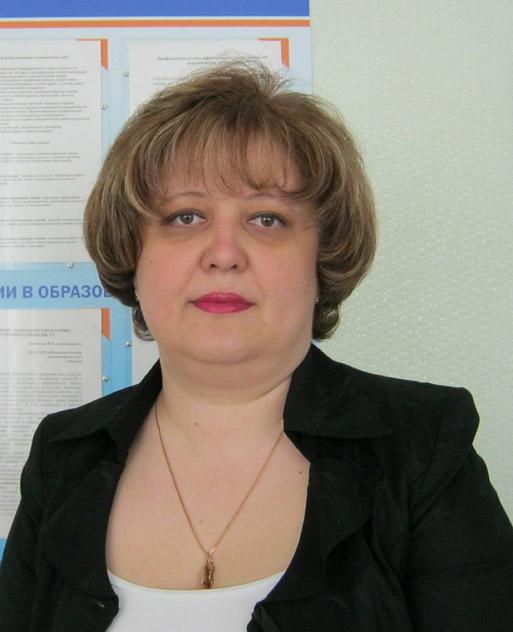Наталья Ивановна Лучина