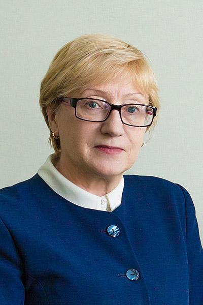 Наталья Ивановна Санжарова