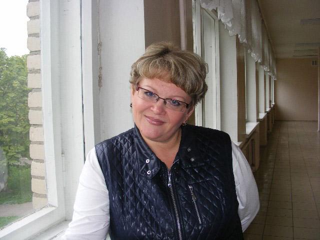 Наталья Михайловна Фёдорова