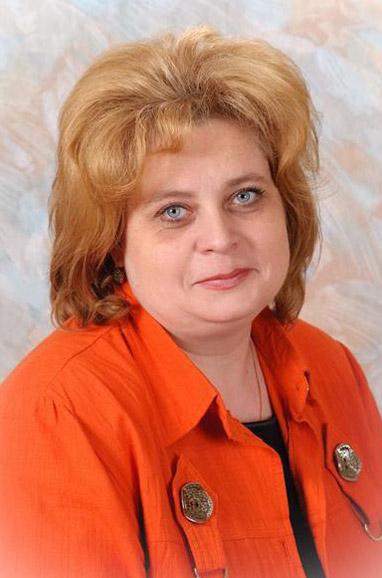 Наталья Михайловна Волкова