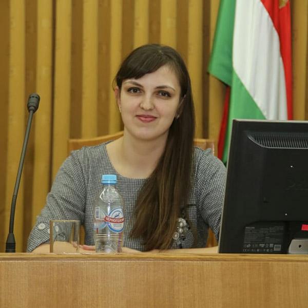 Наталья Олеговна Фрольцова