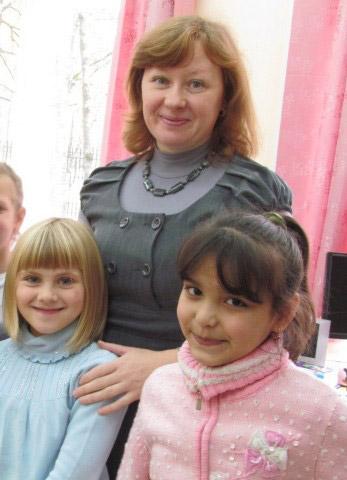 Наталья Сергеевна Фёдорова