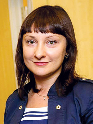 Наталья Сергеевна Горохова
