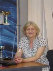 Наталья Станиславовна Литвиненко